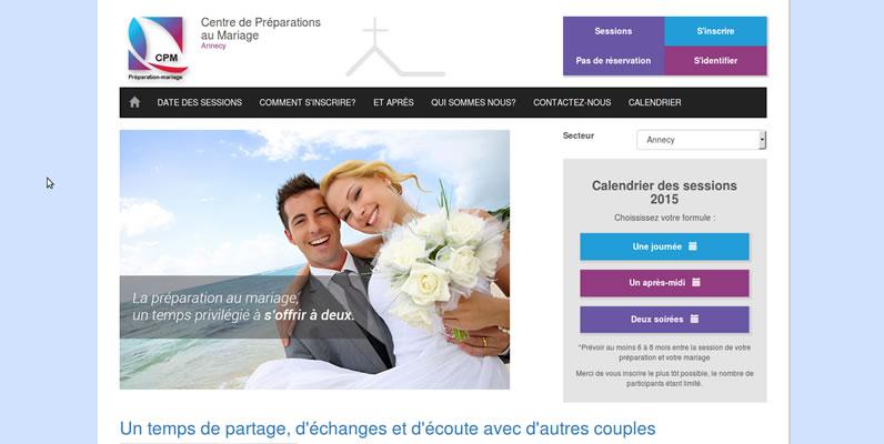 Centre de préparations aux mariages
