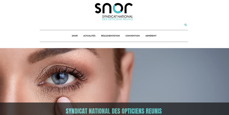 Syndicats des opticiens réunis